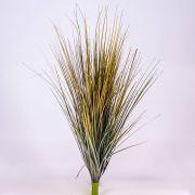 Faux Vulpin LENNARD, sur piquet, vert-brun, 70cm