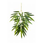 Branche de bambou synthétique BENJIRO, vert, 90cm