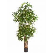 Faux palmier Rhapis excelsa NARA, 230cm