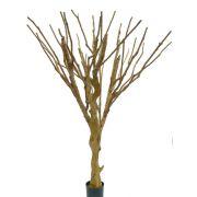 Tronc d'arbre et branches sans feuillage artificiel MAKOA, brun, 220cm