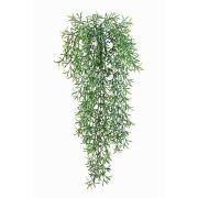 Asparagus sprengeri artificiel en chute CAMILLA, piquet, 70cm