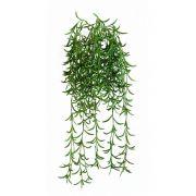 Rhipsalis artificiel en chute KLEMENIS, sur piquet, vert, 45cm